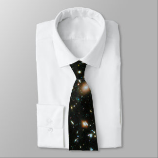 NASA Hubble Ultra Deep Field Galaxies Tie