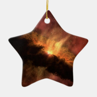 NASA Infrared Planet Forming Disk Christmas Ornament