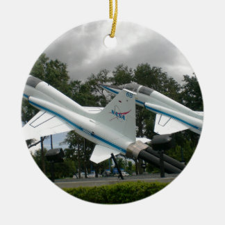 NASA Jets Christmas Ornament