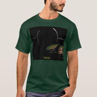 NASA Jupiter Rings Mosaic T-Shirt