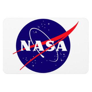 NASA Meatball Logo Magnet