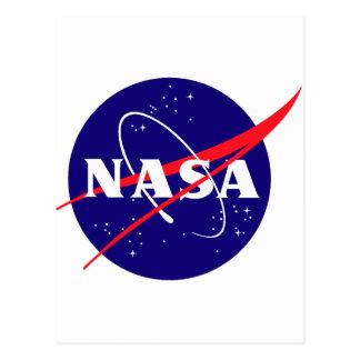 NASA Meatball Logo Postcards