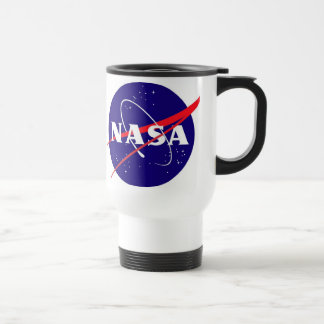 NASA Meatball Logo Travel Mug