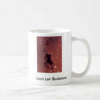 NASA - Nearby Dust Clouds in the Milky Way Promo Basic White Mug