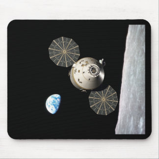 NASA Orion in Lunar Orbit Mouse Mat