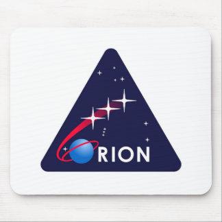 NASA Orion Logo Mouse Mats