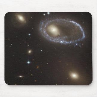 NASA - Ring Galaxy AM0644-741 Mouse Pads