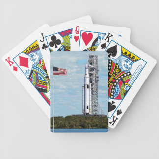 NASA Space Launch System Deck Of Cards