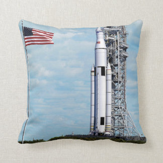 NASA Space Launch System Throw Cushions