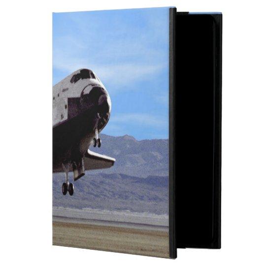 NASA Space Shuttle Atlantis Landing Edwards AFB Case