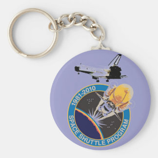 NASA Space Shuttle Program Key Chain