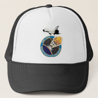 NASA Space Shuttle Program Trucker Hat