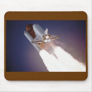 NASA Space Travel Mouse Pad
