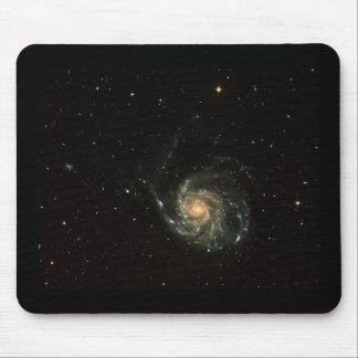 Nasa - Spiral Galaxy M101 Mouse Pad