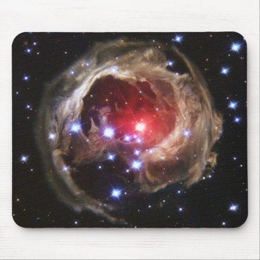 Nasa - Supergiant Star V838 Monocerotis Mouse Pads