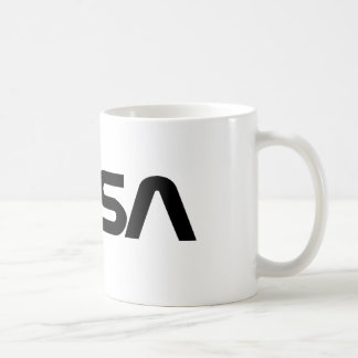 NASA Worm Logo Coffee Mug