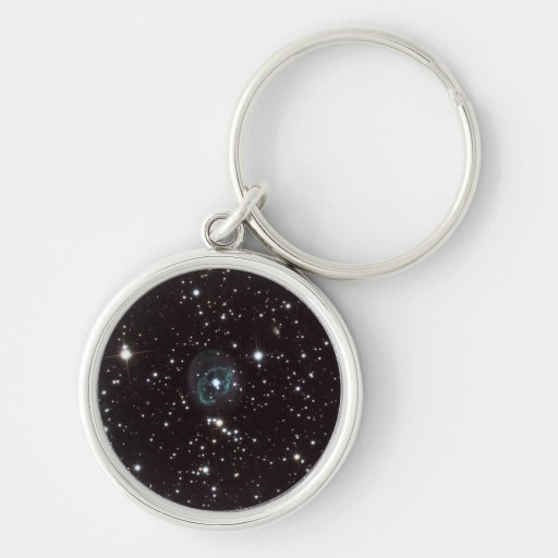 NASAs Abell_78 nebula Keychains