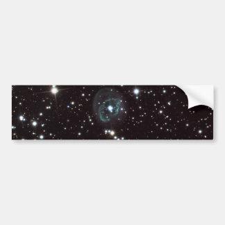 NASAs Abell_78 planetary nebula Bumper Sticker