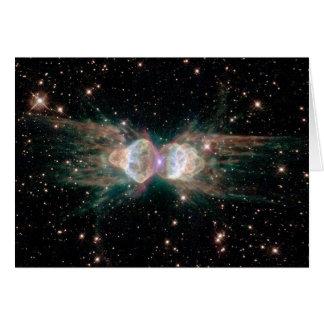 NASAs Ant Nebula Greeting Cards