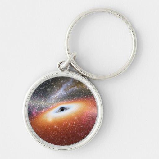 NASAs Black hole Keychain