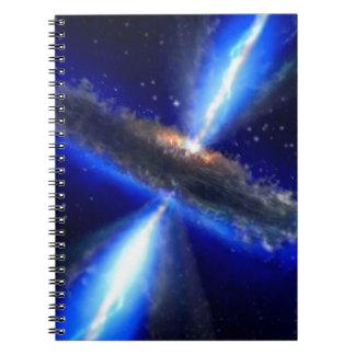 NASAs Black Hole Note Books