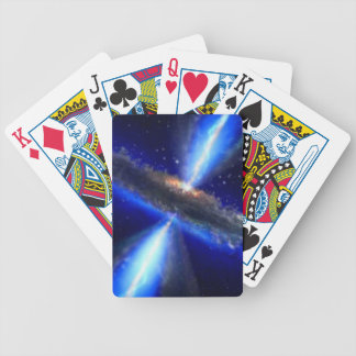 NASAs Black hole sucks all Ae01f Bicycle Playing Cards