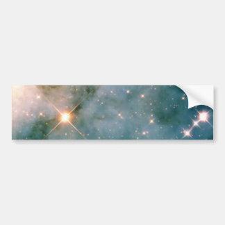 NASAs Carina Bumper Sticker