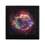 NASAs Cassiopeaia supernova Trinket Box