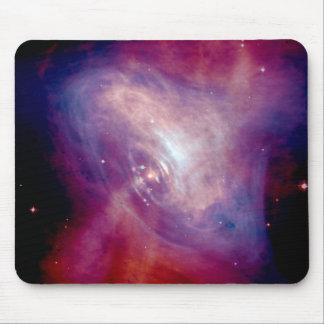 NASAs Chandra Crab Nebula Mouse Pad