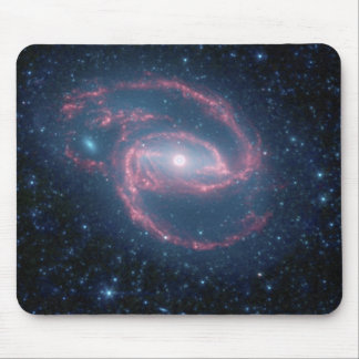 NASAs Coiled Creature of the Night Mousepad
