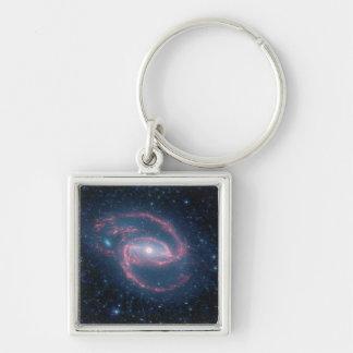NASAs Coiled galaxy Key Chains