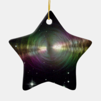 NASAs  Egg Nebula Christmas Ornament