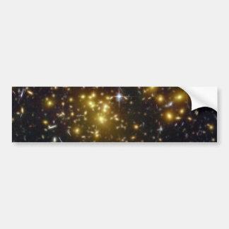NASAs galaxy Abell Bumper Sticker