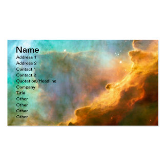 NASAs Girl scout poetry Pack Of Standard Business Cards
