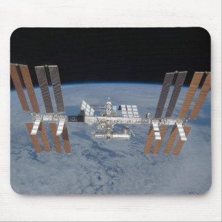 NASAs International space station Mouse Pads
