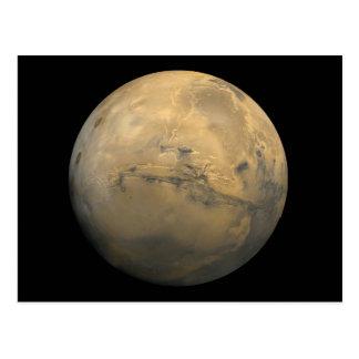 NASAs Mars Postcard