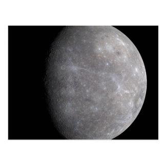 NASAs Mercury Postcard