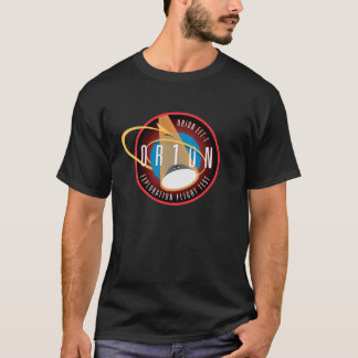 NASA's Orion EFT-1 Flight Official Mission Patch T-Shirt