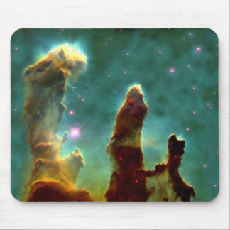 NASAs Pillars of creation Mouse Mat