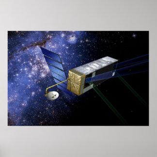 NASAs Sim planet quest Poster