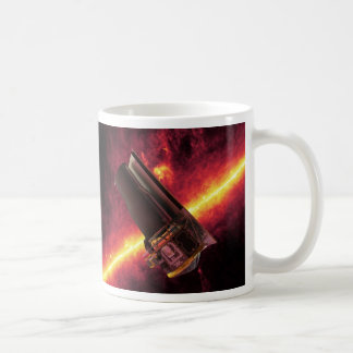 NASAs Spitzer Space Telescope Coffee Mug