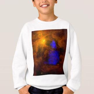NASAs X-Ray Santa Claus in Orion Sweatshirt