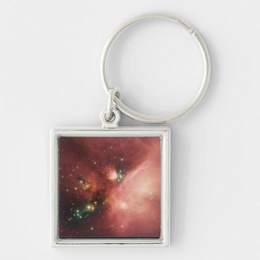 NASAs Young Stars Keychain