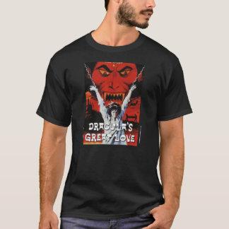 "Naschy's 1973 ""Dracula's Great Love"" T-Shirt"