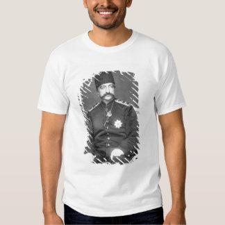 Naser al-Din Shah Qajar of Persia T Shirt