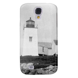 Nash Island Lighthouse Galaxy S4 Covers