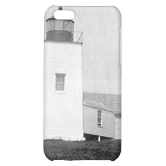 Nash Island Lighthouse Case For iPhone 5C