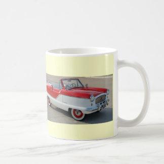 Nash Metropolitan Basic White Mug