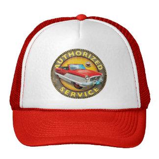 Nash Metropolitan service sign Hats