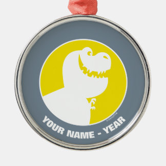 Nash Silhouette Christmas Ornament